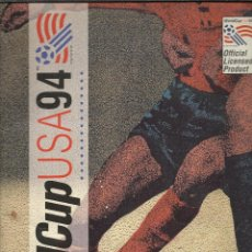 Coleccionismo deportivo: ALBUM DEL CAMPEONATO DEL MUNDO USA 94 SOLO FALTAN LOS Nº 184 Y 246 VER FOTOS. Lote 48719446