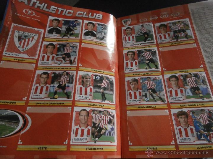 Coleccionismo deportivo: ALBUM DE CROMOS, FUTBOL, LIGA 2007-2008, BBVA, ALBUM OFICIAL, PANINI, - Foto 2 - 48880242