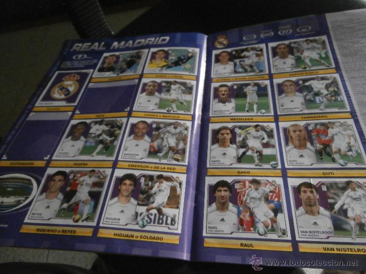 Coleccionismo deportivo: ALBUM DE CROMOS, FUTBOL, LIGA 2007-2008, BBVA, ALBUM OFICIAL, PANINI, - Foto 5 - 48880242