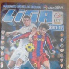 Coleccionismo deportivo: LIGA ESTE BBVA 2011-12. Lote 49055218
