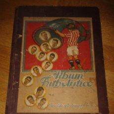 Coleccionismo deportivo: ANTIGUO ALBUM FUTBOL FUTBOLISTICO DE CHOCOLATES RODRÍGUEZ SERRANO DEL AÑO 1933-34. Lote 49119790