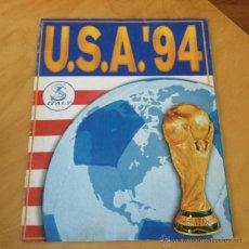 Coleccionismo deportivo: ALBUM MUNDIAL USA - ESTADOS UNIDOS - 94 - 1994 - SL ITALY. Lote 49365598