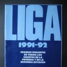 Coleccionismo deportivo: LIGA 1991-92 AS - ESCUELA DE FUTBOL, GENTO.. Lote 49472904