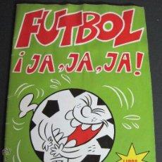 Coleccionismo deportivo: FUTBOL JAJAJA - CROMOS ROS - INCOMPLETO - VER FOTOS - (CD-1555). Lote 49685271