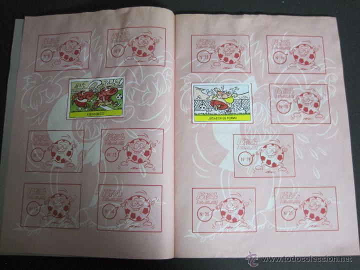 Coleccionismo deportivo: FUTBOL JAJAJA - CROMOS ROS - INCOMPLETO - VER FOTOS - (CD-1555) - Foto 4 - 49685271