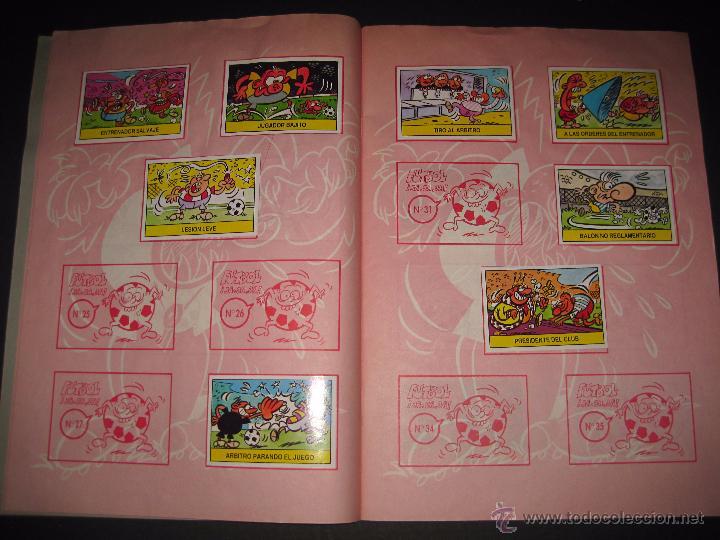 Coleccionismo deportivo: FUTBOL JAJAJA - CROMOS ROS - INCOMPLETO - VER FOTOS - (CD-1555) - Foto 5 - 49685271
