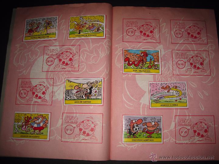 Coleccionismo deportivo: FUTBOL JAJAJA - CROMOS ROS - INCOMPLETO - VER FOTOS - (CD-1555) - Foto 6 - 49685271