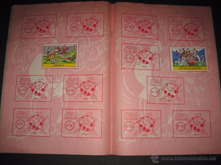 Coleccionismo deportivo: FUTBOL JAJAJA - CROMOS ROS - INCOMPLETO - VER FOTOS - (CD-1555) - Foto 10 - 49685271