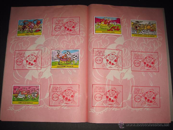 Coleccionismo deportivo: FUTBOL JAJAJA - CROMOS ROS - INCOMPLETO - VER FOTOS - (CD-1555) - Foto 13 - 49685271