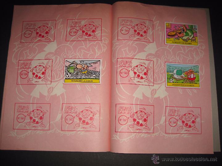 Coleccionismo deportivo: FUTBOL JAJAJA - CROMOS ROS - INCOMPLETO - VER FOTOS - (CD-1555) - Foto 15 - 49685271