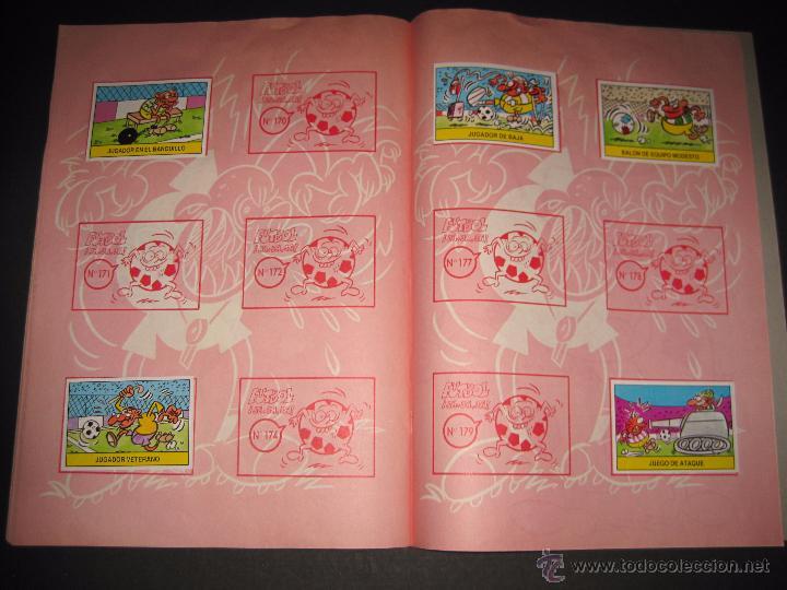 Coleccionismo deportivo: FUTBOL JAJAJA - CROMOS ROS - INCOMPLETO - VER FOTOS - (CD-1555) - Foto 16 - 49685271