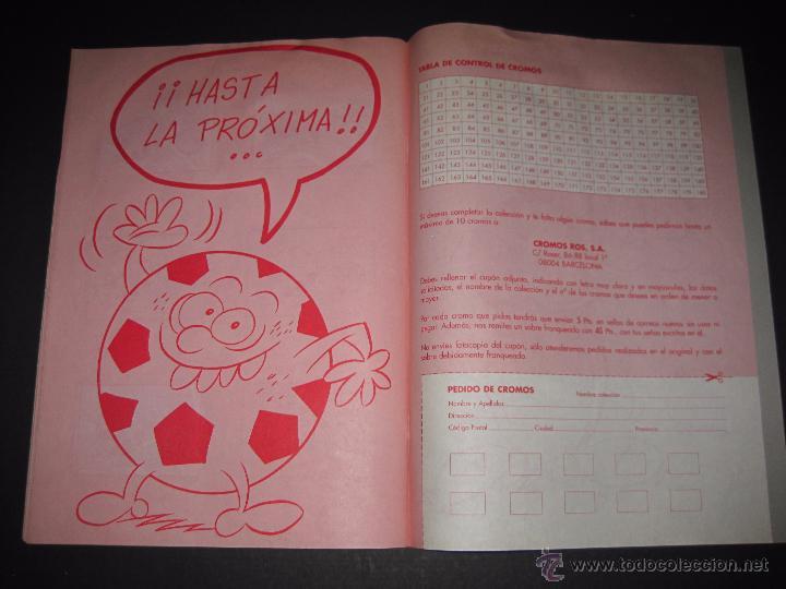 Coleccionismo deportivo: FUTBOL JAJAJA - CROMOS ROS - INCOMPLETO - VER FOTOS - (CD-1555) - Foto 17 - 49685271