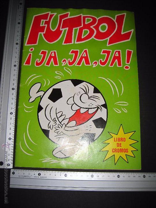 Coleccionismo deportivo: FUTBOL JAJAJA - CROMOS ROS - INCOMPLETO - VER FOTOS - (CD-1555) - Foto 20 - 49685271