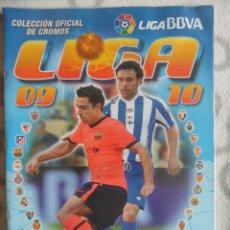 Coleccionismo deportivo: LIGA 09 10. COLECCION OFICIAL DE CROMOS. LIGA BBVA. CAMPEONATO NACIONAL DE LIGA 2009/2010. FUTBOL. C. Lote 49755681