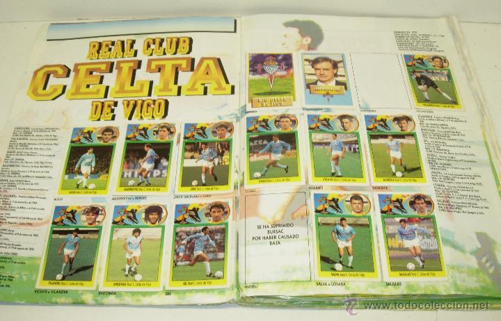 Coleccionismo deportivo: Album cromos futbol liga 93-94 Este con 391 cromos - Foto 10 - 162635074
