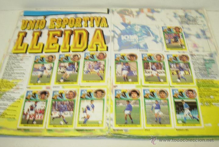 Coleccionismo deportivo: Album cromos futbol liga 93-94 Este con 391 cromos - Foto 11 - 162635074