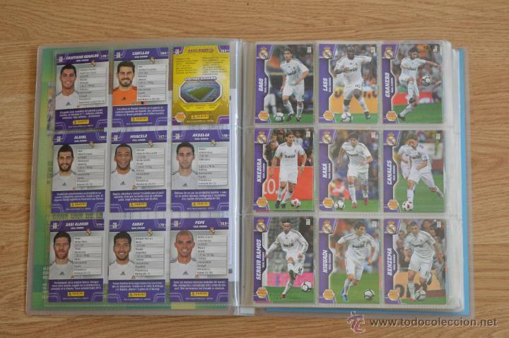 Coleccionismo deportivo: ALBUM FUTBOL MEGA CRACKS 2010 2011 COLECCIÓN OFICIAL DE 452 TRADING CARDS NO REPETIDAS - Foto 3 - 50081364