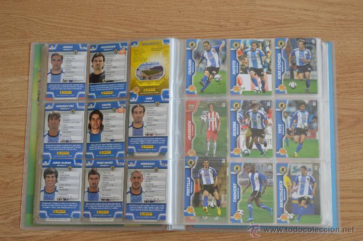 Coleccionismo deportivo: ALBUM FUTBOL MEGA CRACKS 2010 2011 COLECCIÓN OFICIAL DE 452 TRADING CARDS NO REPETIDAS - Foto 12 - 50081364