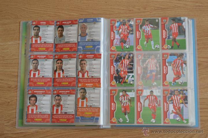 Coleccionismo deportivo: ALBUM FUTBOL MEGA CRACKS 2010 2011 COLECCIÓN OFICIAL DE 452 TRADING CARDS NO REPETIDAS - Foto 14 - 50081364