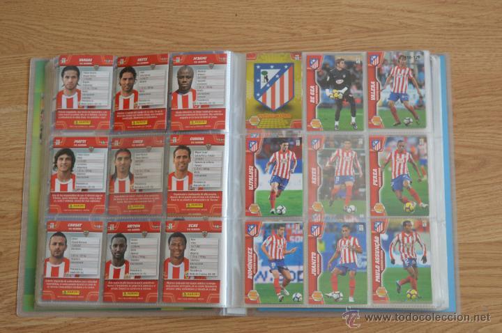 Coleccionismo deportivo: ALBUM FUTBOL MEGA CRACKS 2010 2011 COLECCIÓN OFICIAL DE 452 TRADING CARDS NO REPETIDAS - Foto 15 - 50081364