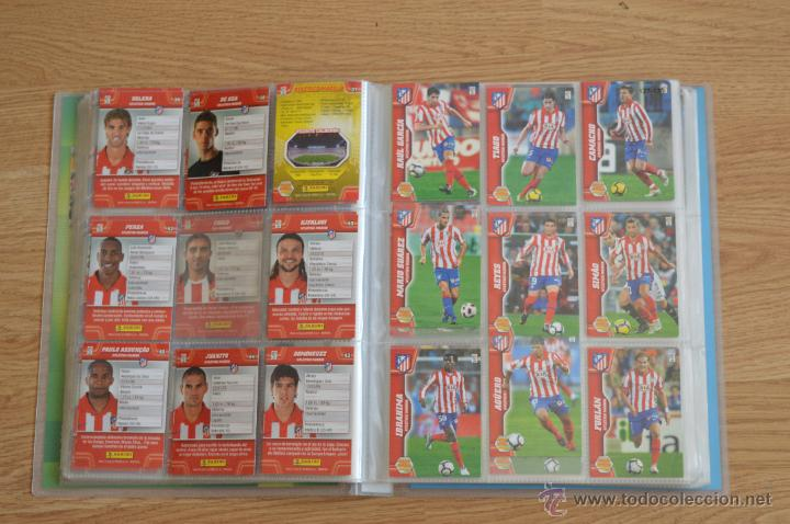 Coleccionismo deportivo: ALBUM FUTBOL MEGA CRACKS 2010 2011 COLECCIÓN OFICIAL DE 452 TRADING CARDS NO REPETIDAS - Foto 16 - 50081364