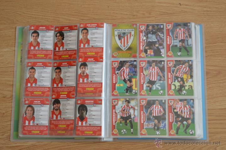 Coleccionismo deportivo: ALBUM FUTBOL MEGA CRACKS 2010 2011 COLECCIÓN OFICIAL DE 452 TRADING CARDS NO REPETIDAS - Foto 17 - 50081364