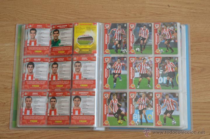 Coleccionismo deportivo: ALBUM FUTBOL MEGA CRACKS 2010 2011 COLECCIÓN OFICIAL DE 452 TRADING CARDS NO REPETIDAS - Foto 18 - 50081364