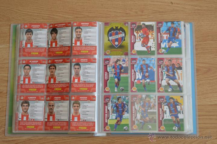Coleccionismo deportivo: ALBUM FUTBOL MEGA CRACKS 2010 2011 COLECCIÓN OFICIAL DE 452 TRADING CARDS NO REPETIDAS - Foto 19 - 50081364