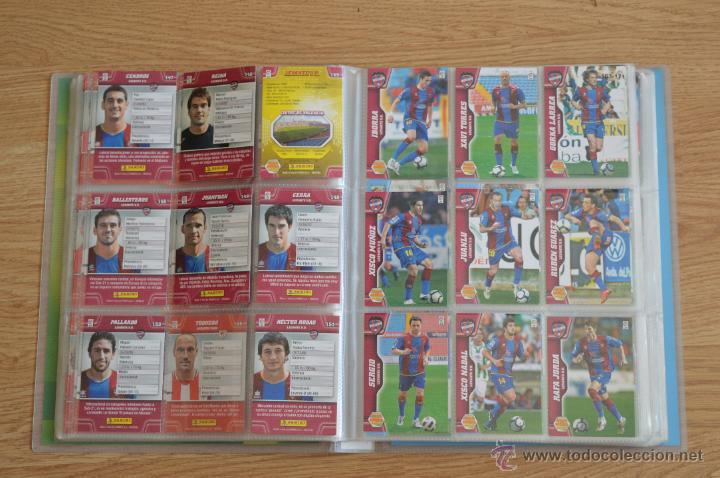 Coleccionismo deportivo: ALBUM FUTBOL MEGA CRACKS 2010 2011 COLECCIÓN OFICIAL DE 452 TRADING CARDS NO REPETIDAS - Foto 20 - 50081364