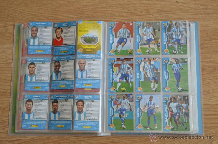 Coleccionismo deportivo: ALBUM FUTBOL MEGA CRACKS 2010 2011 COLECCIÓN OFICIAL DE 452 TRADING CARDS NO REPETIDAS - Foto 22 - 50081364