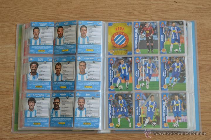 Coleccionismo deportivo: ALBUM FUTBOL MEGA CRACKS 2010 2011 COLECCIÓN OFICIAL DE 452 TRADING CARDS NO REPETIDAS - Foto 23 - 50081364