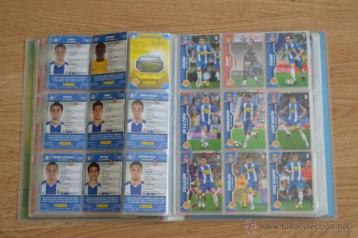 Coleccionismo deportivo: ALBUM FUTBOL MEGA CRACKS 2010 2011 COLECCIÓN OFICIAL DE 452 TRADING CARDS NO REPETIDAS - Foto 24 - 50081364