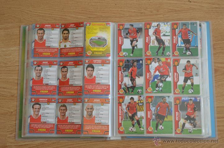 Coleccionismo deportivo: ALBUM FUTBOL MEGA CRACKS 2010 2011 COLECCIÓN OFICIAL DE 452 TRADING CARDS NO REPETIDAS - Foto 26 - 50081364