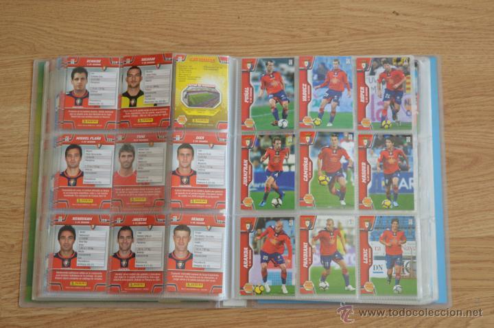 Coleccionismo deportivo: ALBUM FUTBOL MEGA CRACKS 2010 2011 COLECCIÓN OFICIAL DE 452 TRADING CARDS NO REPETIDAS - Foto 28 - 50081364