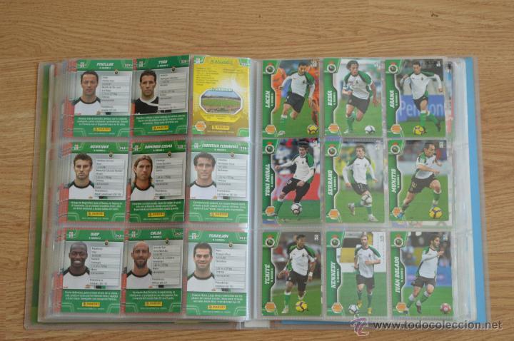 Coleccionismo deportivo: ALBUM FUTBOL MEGA CRACKS 2010 2011 COLECCIÓN OFICIAL DE 452 TRADING CARDS NO REPETIDAS - Foto 30 - 50081364