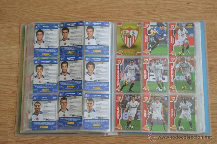 Coleccionismo deportivo: ALBUM FUTBOL MEGA CRACKS 2010 2011 COLECCIÓN OFICIAL DE 452 TRADING CARDS NO REPETIDAS - Foto 33 - 50081364