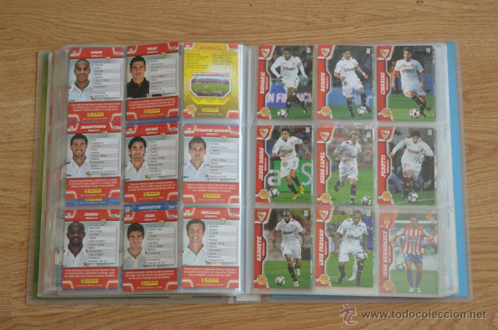 Coleccionismo deportivo: ALBUM FUTBOL MEGA CRACKS 2010 2011 COLECCIÓN OFICIAL DE 452 TRADING CARDS NO REPETIDAS - Foto 34 - 50081364