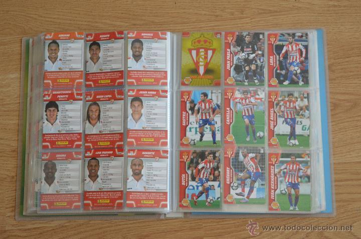Coleccionismo deportivo: ALBUM FUTBOL MEGA CRACKS 2010 2011 COLECCIÓN OFICIAL DE 452 TRADING CARDS NO REPETIDAS - Foto 35 - 50081364