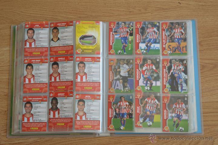 Coleccionismo deportivo: ALBUM FUTBOL MEGA CRACKS 2010 2011 COLECCIÓN OFICIAL DE 452 TRADING CARDS NO REPETIDAS - Foto 36 - 50081364