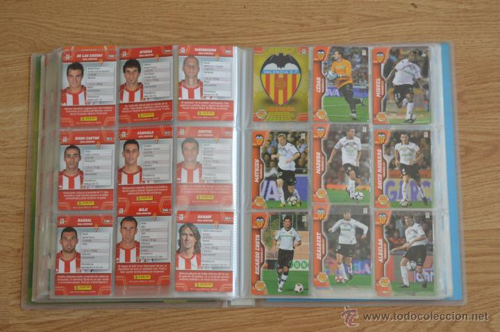 Coleccionismo deportivo: ALBUM FUTBOL MEGA CRACKS 2010 2011 COLECCIÓN OFICIAL DE 452 TRADING CARDS NO REPETIDAS - Foto 37 - 50081364