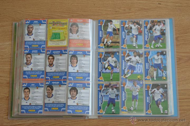 Coleccionismo deportivo: ALBUM FUTBOL MEGA CRACKS 2010 2011 COLECCIÓN OFICIAL DE 452 TRADING CARDS NO REPETIDAS - Foto 40 - 50081364