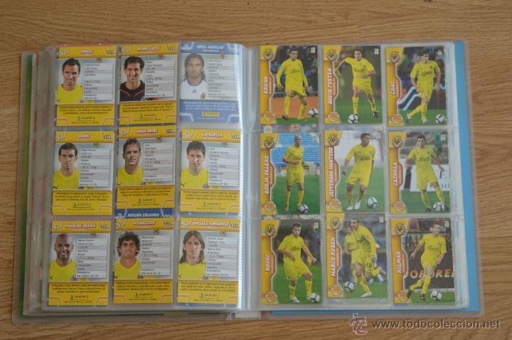 Coleccionismo deportivo: ALBUM FUTBOL MEGA CRACKS 2010 2011 COLECCIÓN OFICIAL DE 452 TRADING CARDS NO REPETIDAS - Foto 42 - 50081364