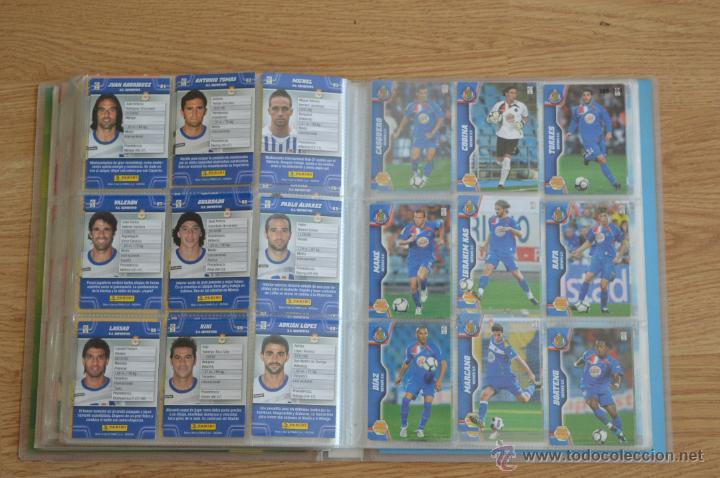 Coleccionismo deportivo: ALBUM FUTBOL MEGA CRACKS 2010 2011 COLECCIÓN OFICIAL DE 452 TRADING CARDS NO REPETIDAS - Foto 45 - 50081364