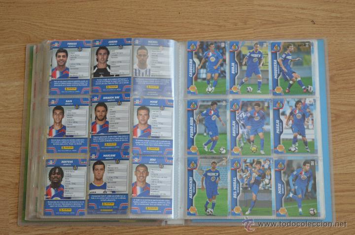 Coleccionismo deportivo: ALBUM FUTBOL MEGA CRACKS 2010 2011 COLECCIÓN OFICIAL DE 452 TRADING CARDS NO REPETIDAS - Foto 46 - 50081364