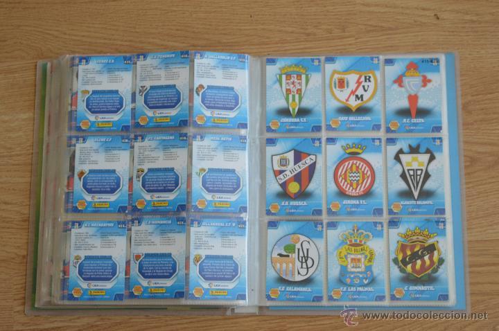 Coleccionismo deportivo: ALBUM FUTBOL MEGA CRACKS 2010 2011 COLECCIÓN OFICIAL DE 452 TRADING CARDS NO REPETIDAS - Foto 48 - 50081364