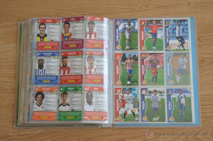 Coleccionismo deportivo: ALBUM FUTBOL MEGA CRACKS 2010 2011 COLECCIÓN OFICIAL DE 452 TRADING CARDS NO REPETIDAS - Foto 51 - 50081364