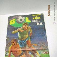 Coleccionismo deportivo: ANTIGUO ALBUM FUTBOL CAMPEONATO DE LIGA 1984 1985 DE EDITORIAL MAGA. Lote 50108074