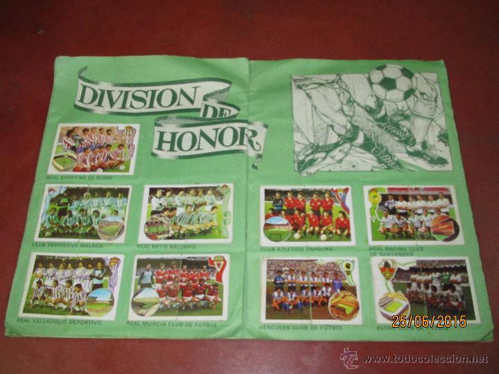 Coleccionismo deportivo: Antiguo Album FUTBOL Campeonato de Liga 1984 1985 de Editorial MAGA - Foto 6 - 50108074