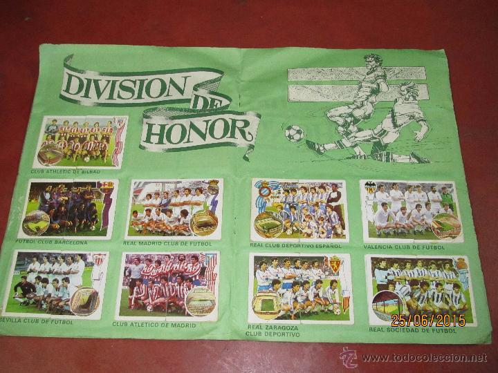 Coleccionismo deportivo: Antiguo Album FUTBOL Campeonato de Liga 1984 1985 de Editorial MAGA - Foto 7 - 50108074