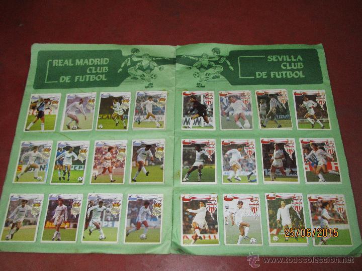 Coleccionismo deportivo: Antiguo Album FUTBOL Campeonato de Liga 1984 1985 de Editorial MAGA - Foto 11 - 50108074